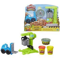 Игровой набор Play-Doh кран и погрузчик (E5400)