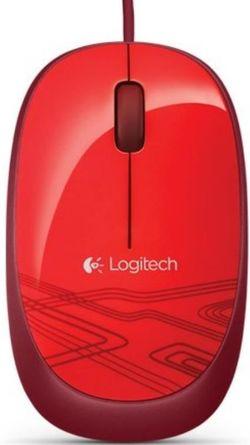 cumpără Mouse Logitech M105 Red în Chișinău