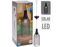 Felinar-lustra pe baterie solara