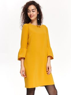 Платье TOP SECRET Желтый ssu2629