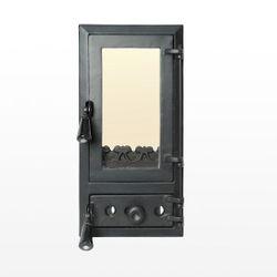 Дверца чугунная со стеклом Weekend - Modern mic