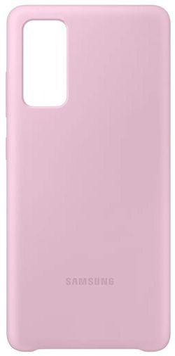 cumpără Husă pentru smartphone Samsung EF-PG780 Silicone Cover Violet în Chișinău