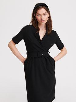 Платье RESERVED Чёрный ww312-99x