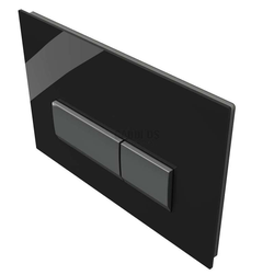 Vivente Control Panel Black Glass
