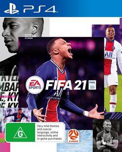 Видео игра Sony Interactive Fifa 21 (PS4)