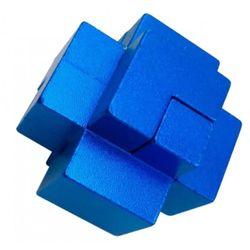 cumpără Jucărie Eureka 473441 E3D Fortress Metal Puzzle in a Can (blue) în Chișinău