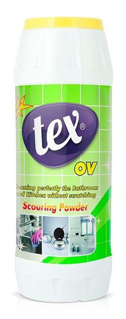Чистящий порошок TEX 500гр OV Limon