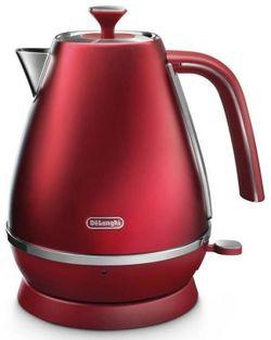 купить Чайник электрический DeLonghi KBI2001.R Distinta в Кишинёве