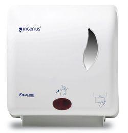 HYGENIUS NO-TOUCH Диспенсер сенсорный для бумажных полотенец
