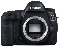 cumpără Aparat foto DSLR Canon EOS 5D Mark IV Body (1483C027) în Chișinău