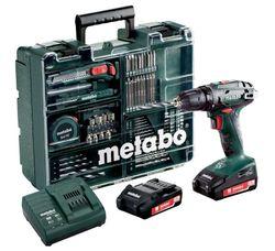 Шуруповерт Metabo BS 18 (602207880)