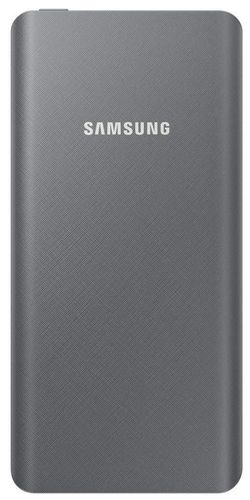 купить Аккумулятор внешний USB Samsung EB-P3020, 5.0A ULC Battery Pack (with Micro USB Gender), Silver-Gray в Кишинёве