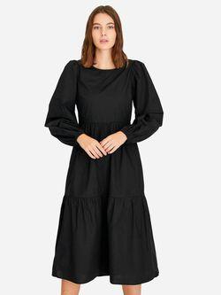 Платье Stradivarius Чёрный 6391/188/001