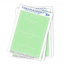 Блокнот для тренера по футболу Yakimasport 100194