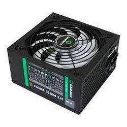 Блок питания ATX 500W GAMEMAX GE-500, 80+, Active PFC, 120-мм вентилятор, Розничная торговля