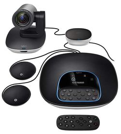 купить Веб-камера Logitech GROUP Video Conferencing System в Кишинёве