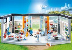 cumpără Jucărie Playmobil PM70191 Furnished Hospital Wing în Chișinău