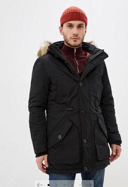 Куртка Tom Tailor Чёрный tom tailor 1014708