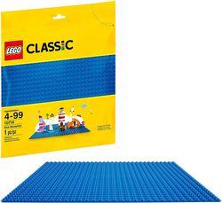 LEGO Blue Baseplate 1detalii art.10714