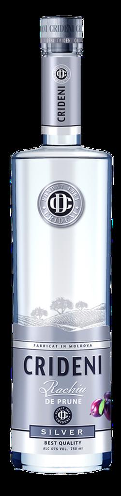 Crideni Silver Rachiu de prune, 0.5 L