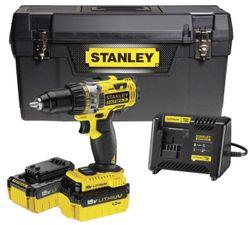 Шуруповерт Stanley FMC600M2P