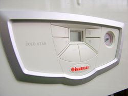 Газовый котел Immergas Eolo Star 24 3 E