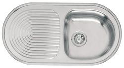 купить Мойка кухонная Reginox R02803 Reginorm 10 OKG в Кишинёве