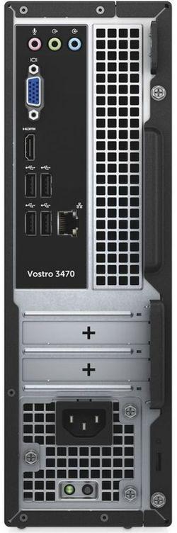 Системный блок Dell Vostro 3471 SFF (i3-9100 4G 128G W10) + Mouse&Keyboard MS116