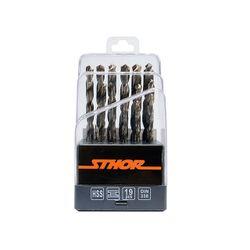 Набор буров Sthor STH21999 1-10 мм