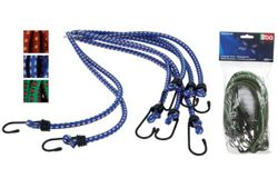 Ремни крепежные с крючками для багажа 4шт, 80cm