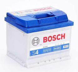 Аккумулятор Bosch Silver S4 001 (0 092 S40 010)