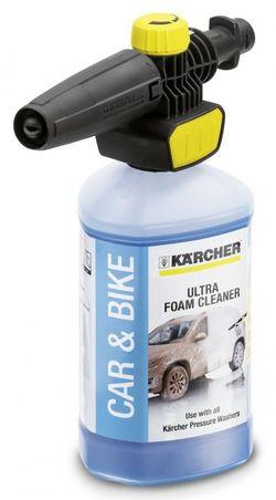 """купить Аксессуар для мойки Karcher 2.643-144.0 Насадка для пенной очистки +1l авто шампунь """"3in1"""" в Кишинёве"""
