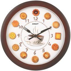 купить Часы настенные Scarlett SC-25QA в Кишинёве