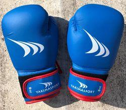 Перчатки боксерские 8 oz Yakimasport Shark 100343 (4851)