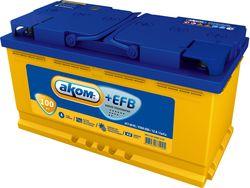 Baterie auto Akom EFB 6СТ-100VL