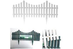 Забор для сада/огорода декоративный 60.5X33cm, 4шт