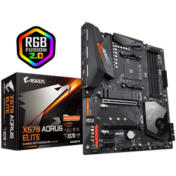 MB AM4 Gigabyte X570 AORUS ELITE 1.0 ATX