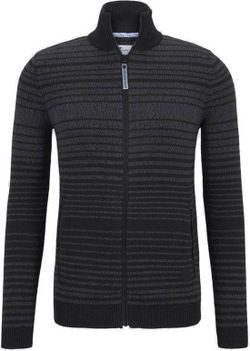 Трикотаж Tom Tailor Черно-серый tom tailor 1015186