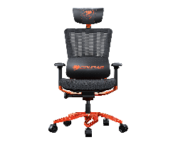 Gaming Chair Cougar ARGO Orange, User max load up to 150kg / height 160-190cm