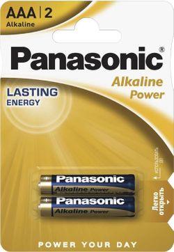 купить Батарейка Panasonic LR03REB/2BP blister в Кишинёве