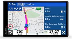 GPS-навигатор Garmin DriveSmart 65 Full EU MT-S