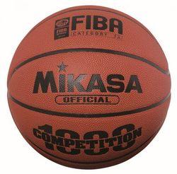 Мяч баскетбольный N7 Mikasa BQ1000 FIBA Competition (2438)