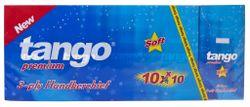 Платочки носовые Tango 3 слоя
