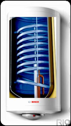 Термоэлектрический бойлер BOSCH ES 100 l 2000W