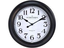 Часы настенные круглые 25сm, H4cm
