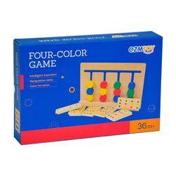 Логическая игра 4 цвета, код 126607