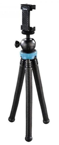 купить Штатив Hama 4607 FlexPro 27 cm blue в Кишинёве