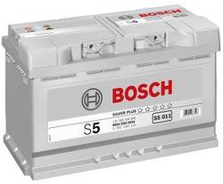 Аккумулятор Bosch Silver Plus S5 011 (0 092 S50 110)