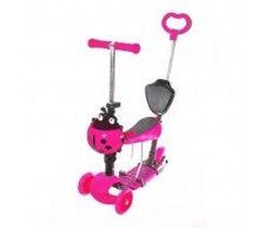 Scooter pentru copii 5 in 1, cod 05316