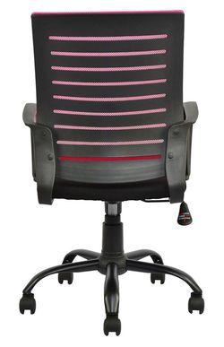 Scaun de birou Deco F-5014 Pink